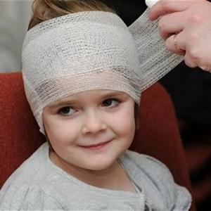 У ребёнка сотрясение мозга. Что предпринять