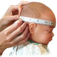 измеряем размер головы ребенка