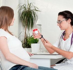 кровь анализ у беременной