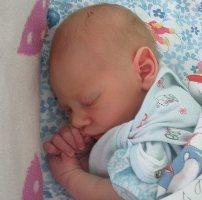 новорожденый мальчик