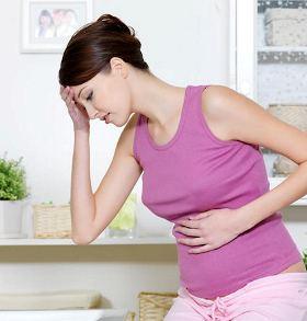 у беременной изжога