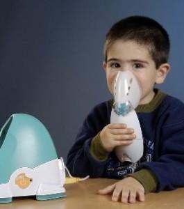 Лечение небулайзером