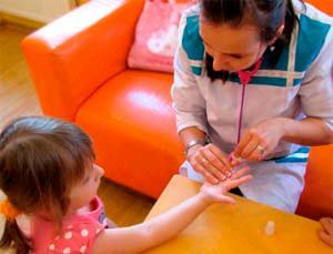 анализ крови у ребёнка