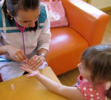 анализ крови у деток