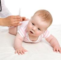прививки новорожденным