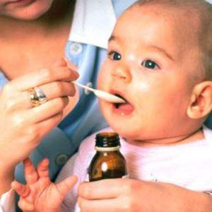 Препараты для детей до одного года