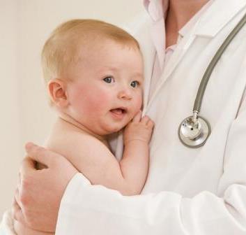 атопический дерматит у грудничка