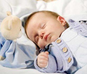 ночной сон новрожденного