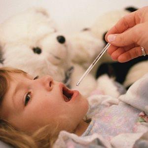 Детское заболевание – дифтерия