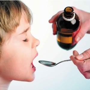 Препараты и сиропы от кашля