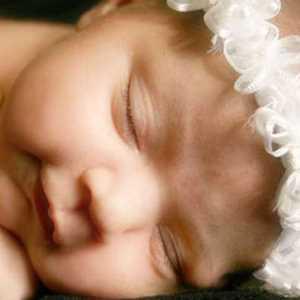 Причины недуга у малыша