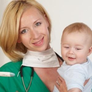 Проведение вакцинации у детей