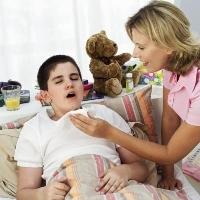 лающий кашель у ребенка без температуры как лечить