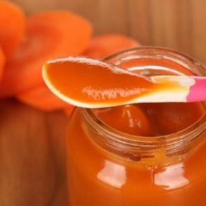 Яблочное-морковное пюре для вашего малыша