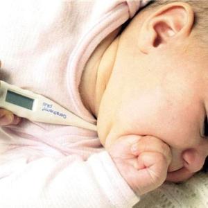 как правильно нужно мерить температуру грудничку