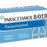 дозировка парацетамола для детей