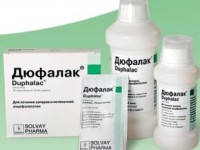 Дюфалак – препарат для новорожденных. Инструкция по применению и отзывы.