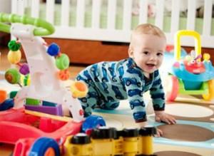 игрушки у ребенка