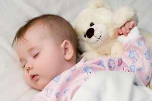 ребенок во время сна
