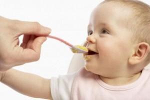 питание 7 мес малыша