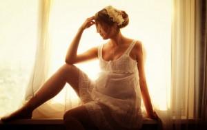 беременность выделения прозрачные и слизистые