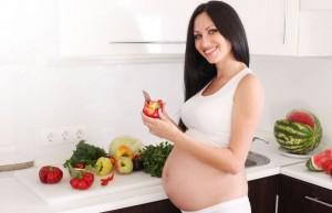 чем питаться беременным