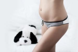 причины выделений у беременных