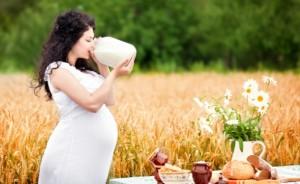 рацион беременой женщины