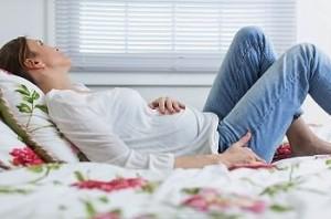 выделения кровянистые при беременности