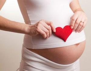 выделения при беременности в конце срока