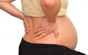 боли почек при беременности
