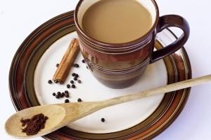 молоко и кофе