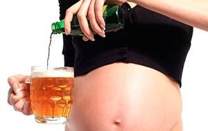 можно ли пить беременной безалкогольное пиво