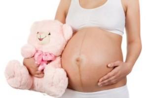 тянущие боли в конце беременности