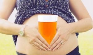 вред пива для беременных