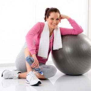 Через сколько после родов можно заняться спортом