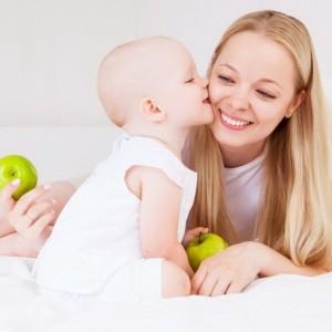Как сбросить лишнее килограммы после родов в домашних условиях
