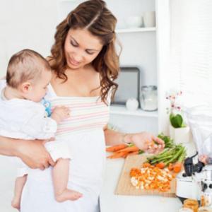 Спорт для кормящей мамы