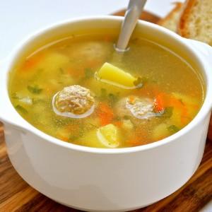 сбалансированный суп