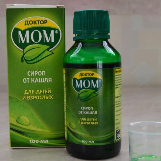 Доктор мом для беременных сироп 60